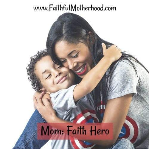 Mom Faith Hero Impostor Syndrome