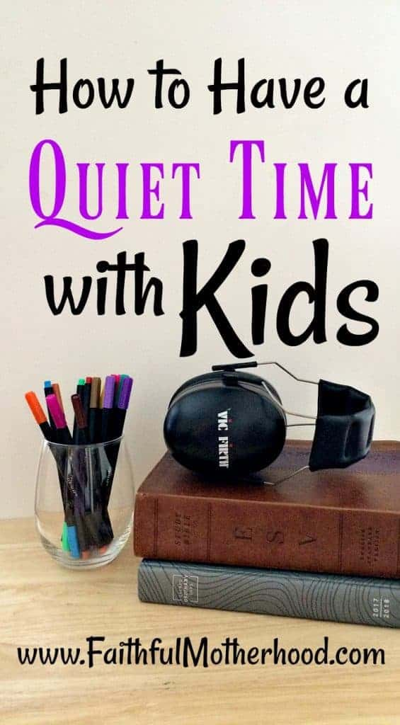 Quiet Time Bible Long