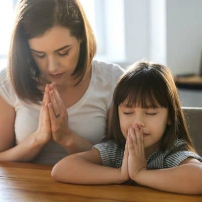 How to Create a Rhythm of Prayer in Your Home