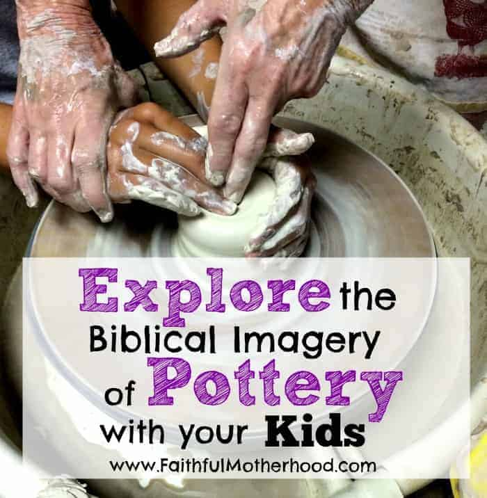 two hands on pottery when biblical imagery of pottery with kids
