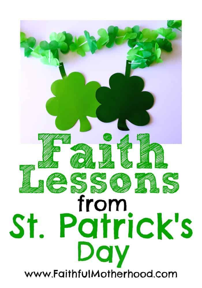 Patrick escaped slavery but returned to share the Gospel. Look behind the leprechauns of the secular celebration, to the hero of the Christian faith. Discover why All Christians should celebrate St. Patrick's Day! Reclaim this day as a day of faith! #stpatricksday #stpatrick #evangelism