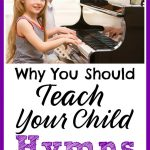 girl and boy playing piano - title - 7 surprising reasons to teach your child hymns