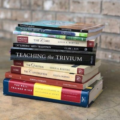 The Christian Classical Reading List for Mom